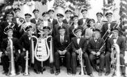 Die neue Uniform 1951 kam von der Tübinger Firma Negele