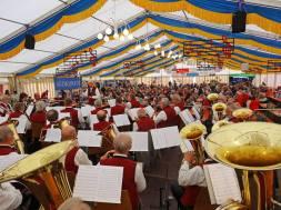 Das SBO des Blasmusikverbandes Schwarzwald Baar.